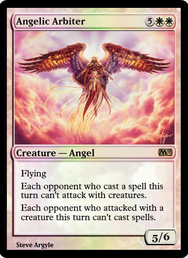 Angelic Arbiter FOIL