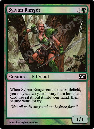 Sylvan Ranger FOIL