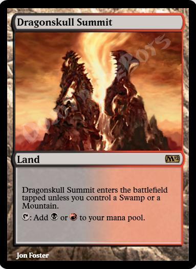 Dragonskull Summit