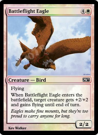 Battleflight Eagle FOIL