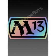 M13 Complete Foil Set