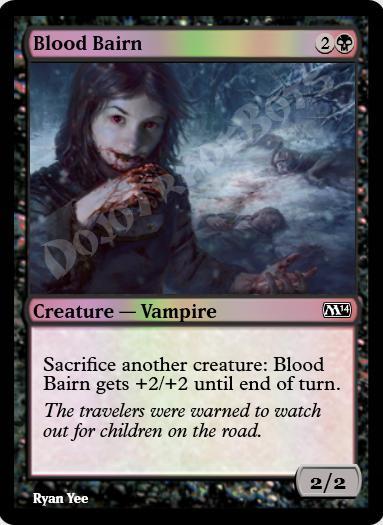 Blood Bairn FOIL