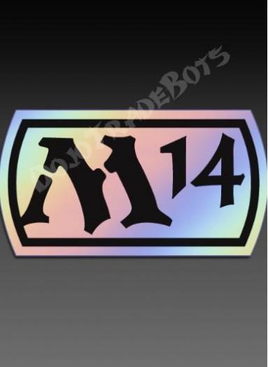 M14 Complete Foil Set