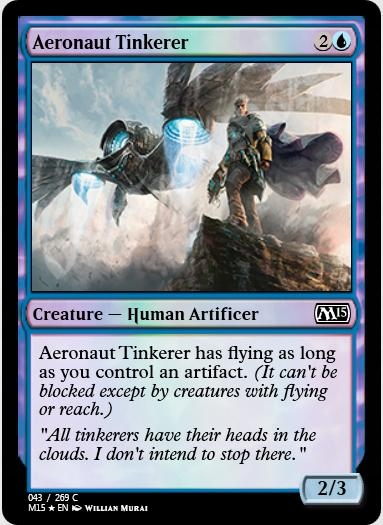 Aeronaut Tinkerer FOIL