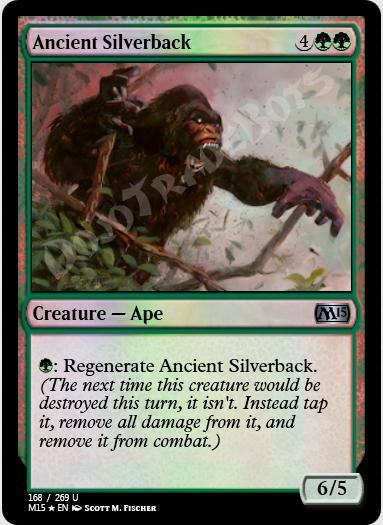 Ancient Silverback FOIL