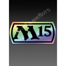M15 Complete Foil Set