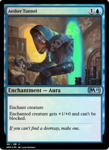 Aether Tunnel FOIL