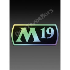 M19 Complete Foil Set