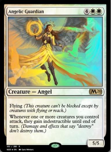 Angelic Guardian FOIL