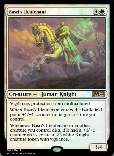 Basri's Lieutenant FOIL