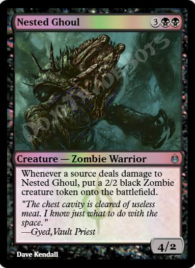 Nested Ghoul FOIL