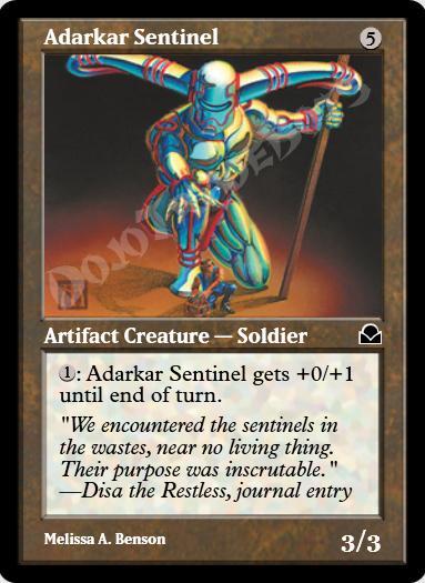 Adarkar Sentinel
