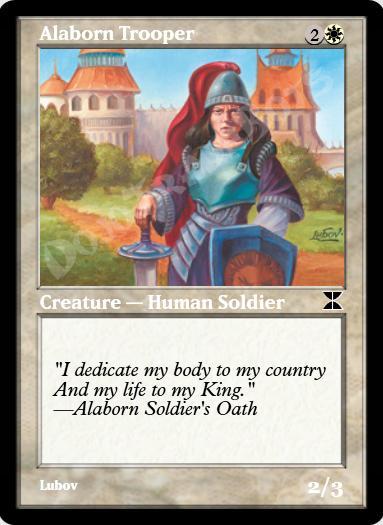 Alaborn Trooper
