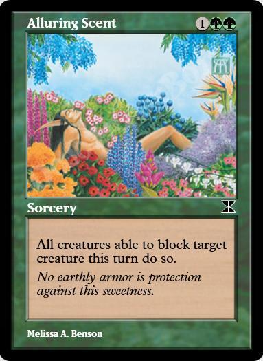 Alluring Scent