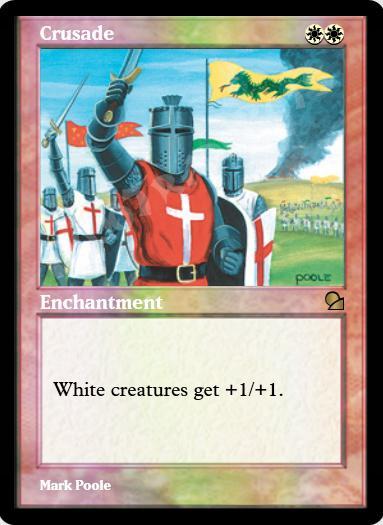 Crusade FOIL