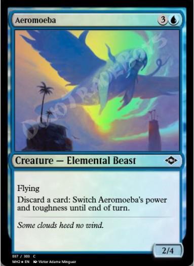 Aeromoeba (#37) FOIL