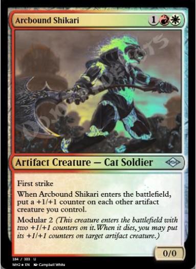 Arcbound Shikari FOIL