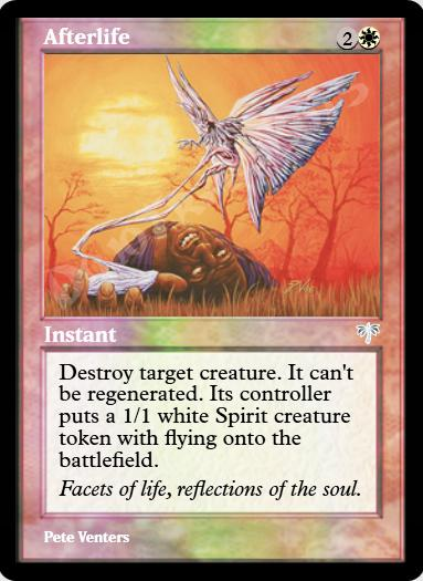 Afterlife FOIL