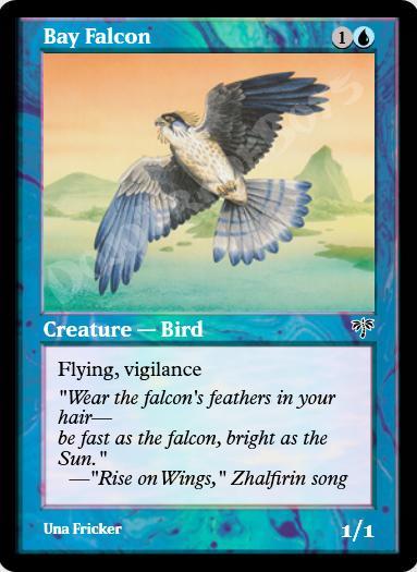 Bay Falcon FOIL