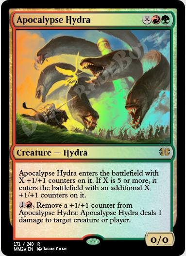 Apocalypse Hydra FOIL