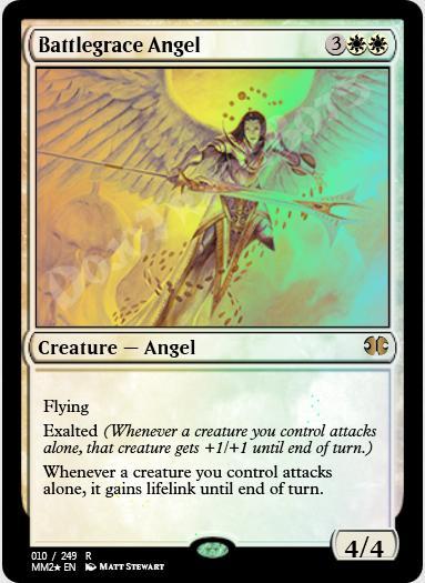 Battlegrace Angel FOIL