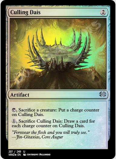 Culling Dais FOIL