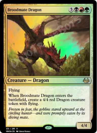 Broodmate Dragon FOIL