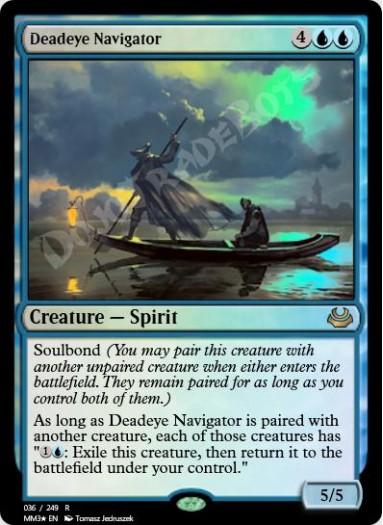 Deadeye Navigator FOIL