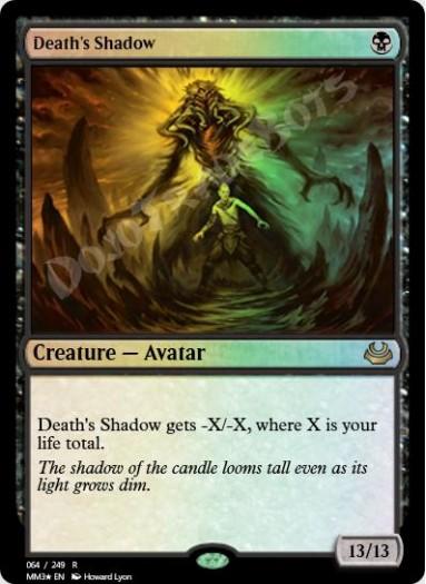 Death's Shadow FOIL