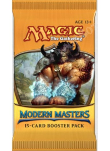 Modern Masters Booster