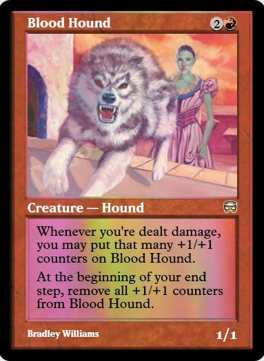 Blood Hound FOIL