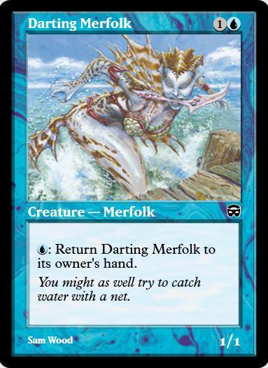 Darting Merfolk