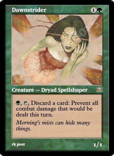 Dawnstrider