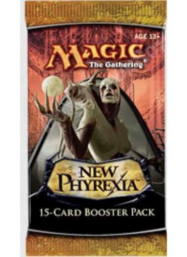 New Phyrexia Booster