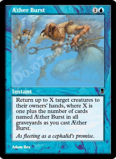 Aether Burst