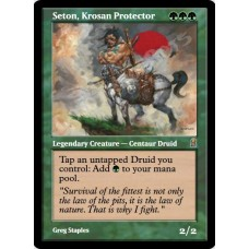 Seton, Krosan Protector