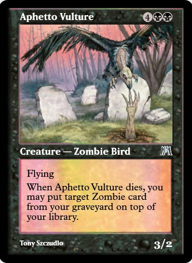 Aphetto Vulture FOIL