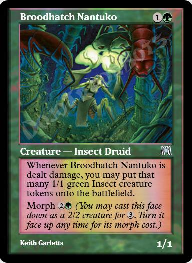Broodhatch Nantuko FOIL
