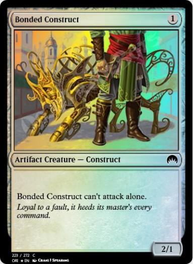 Bonded Construct FOIL