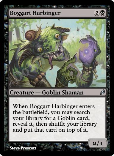 Boggart Ram-Gang FOIL
