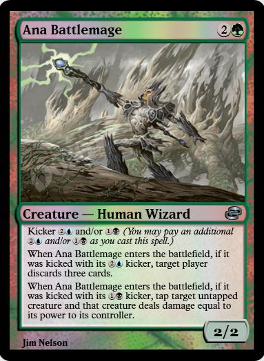 Ana Battlemage FOIL
