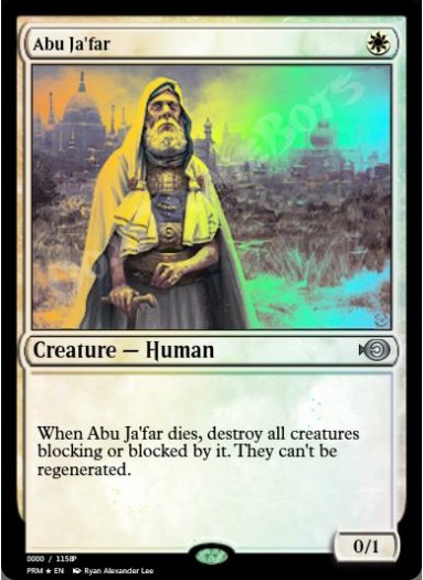Abu Ja'far FOIL