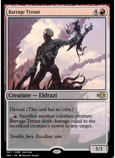 Aether Hub FOIL