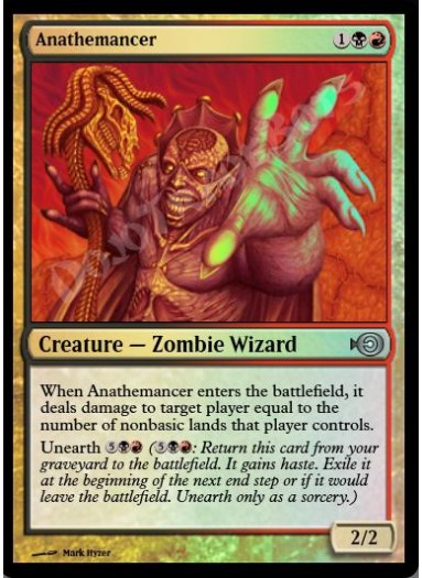 Anathemancer FOIL