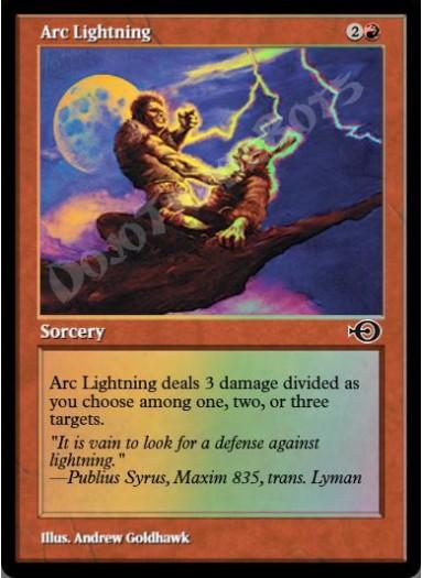 Arc Lightning (#253) FOIL
