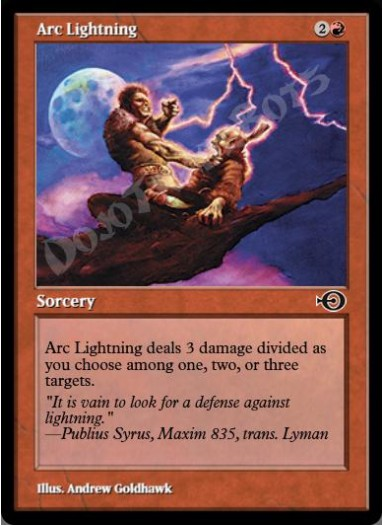 Arc Lightning (#253)