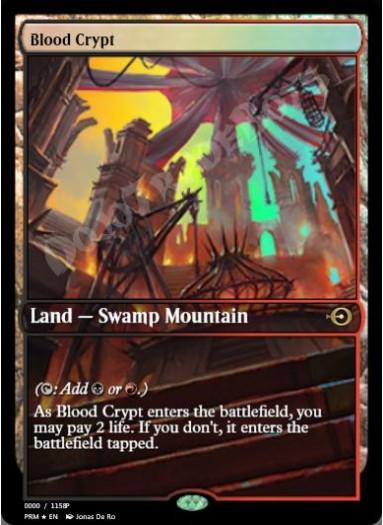 Blood Crypt FOIL
