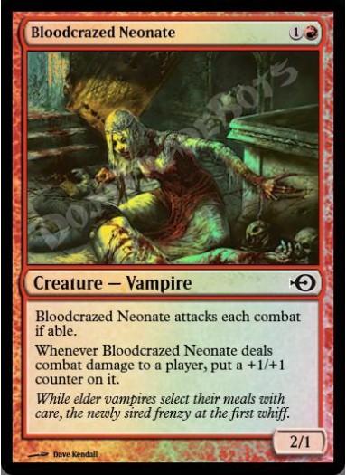 Bloodcrazed Neonate FOIL