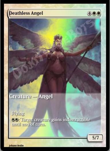 Deathless Angel FOIL