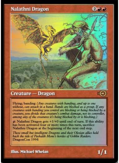 Nalathni Dragon FOIL